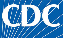 CDC logo letters